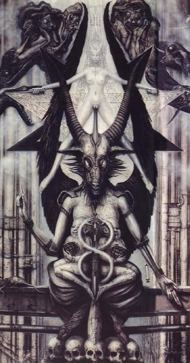 Giger S Necronomicon 1975 Imdb