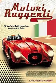 Motori Ruggenti Poster