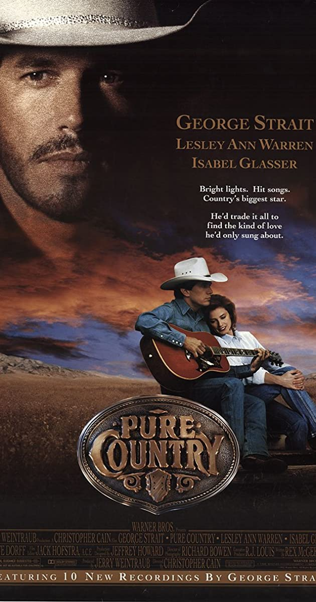 Subtitle of Pure Country