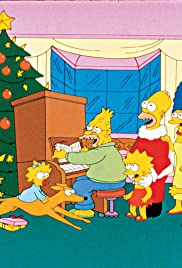 Simpsons Roasting on an Open Fire Poster