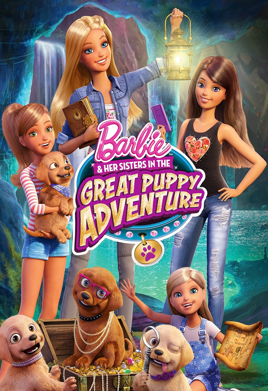 Barbie & Her Sisters in the Great Puppy Adventure (Video 2015) - IMDb