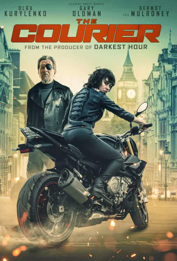 Download The Courier (2019) Full Movie In Hindi-English (Dual Audio) Bluray 480p [500MB] | 720p [1GB] | 1080p [2GB]