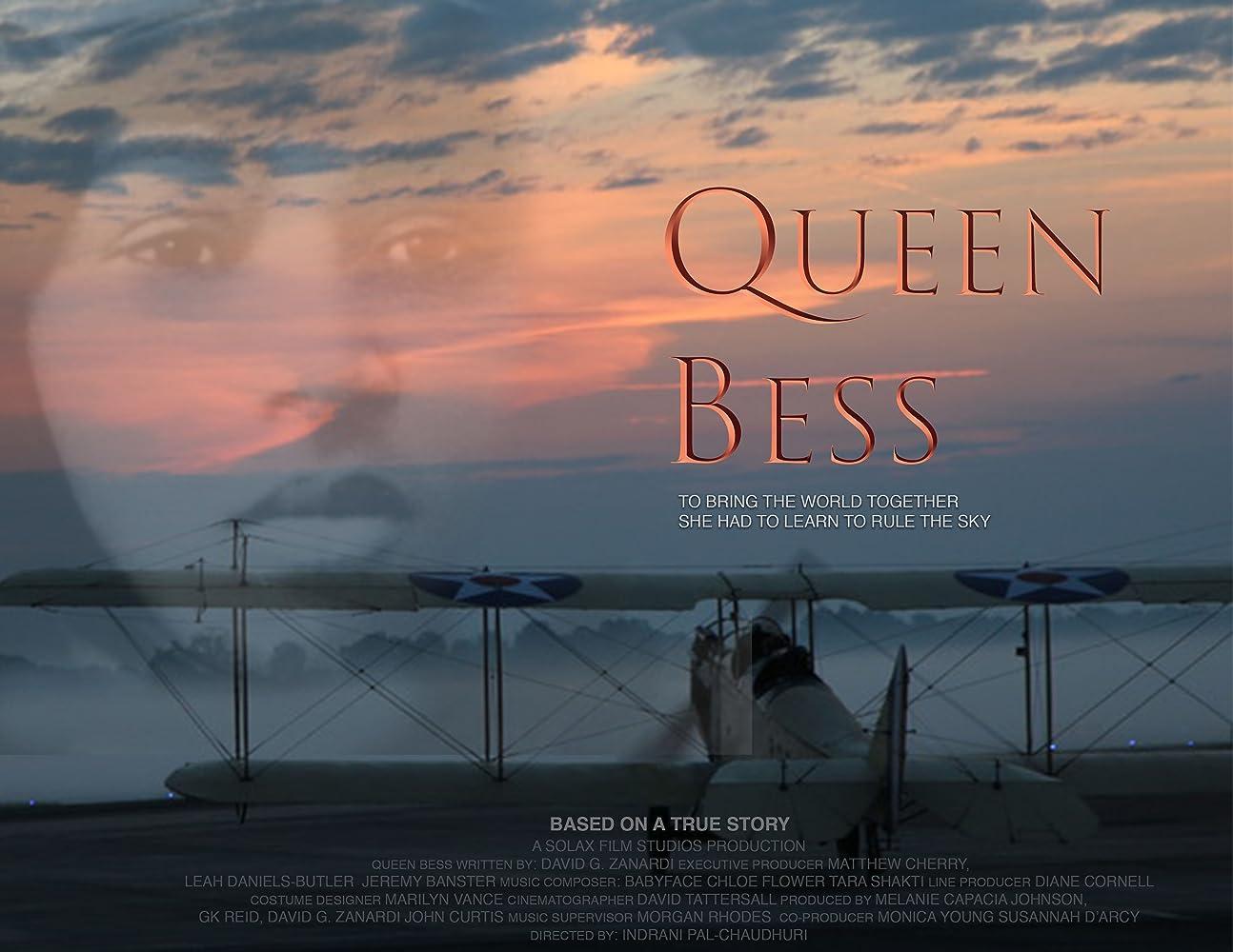Queen Bess: The Bessie Coleman Story