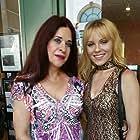 Angela Capri and Alyssa Elle Steinacker attend a screening of Broken Angels