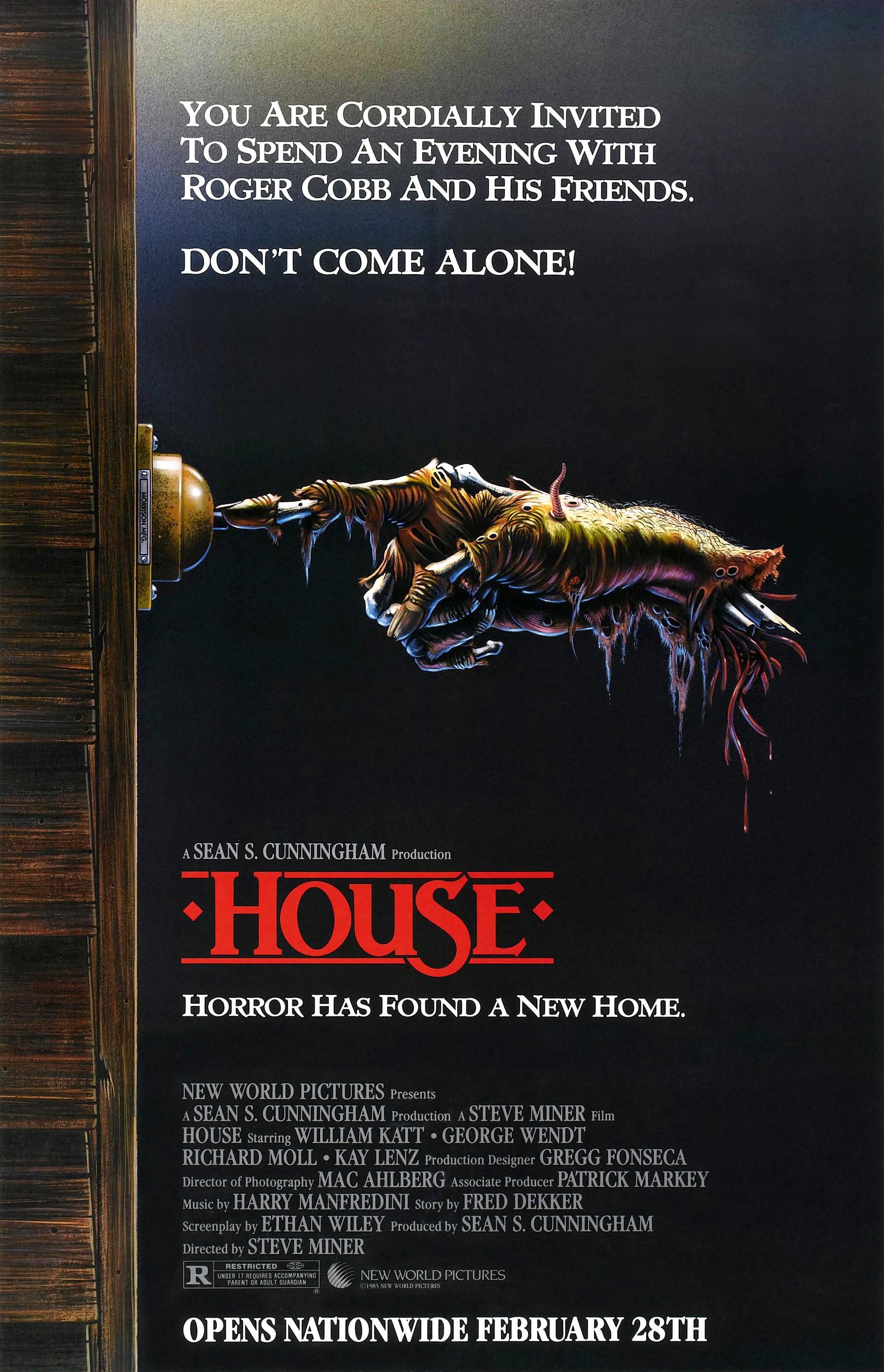 A Casa do Espanto [Dub] – IMDB 6.2