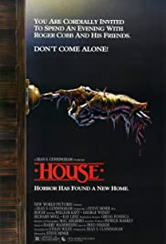 House (1985) Poster - Movie Forum, Cast, Reviews