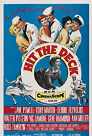 Hit the Deck (1955) 720p