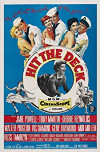 Regardez le film gratuitement Hit the Deck, Walter Pidgeon (1955) USA [mkv] [UltraHD] [Bluray]