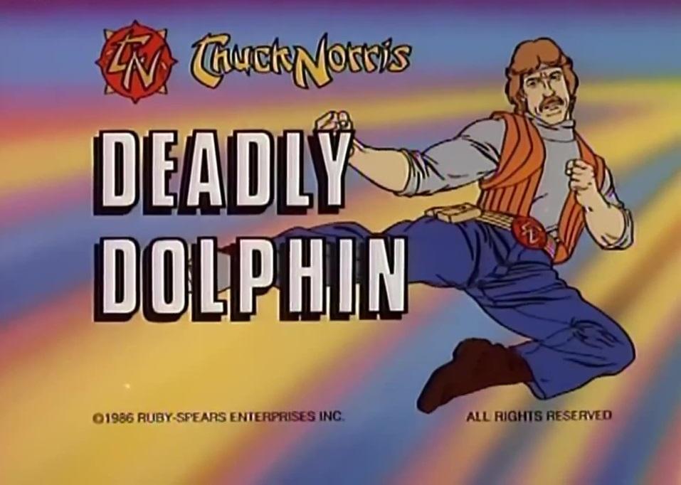 Deadly Dolphin (1986)