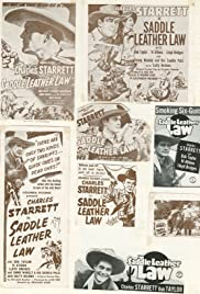 Saddle Leather Law Poster