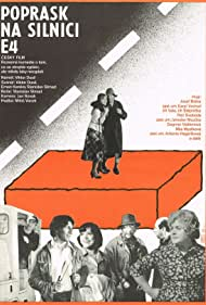 Poprask na silnici E 4 (1980)