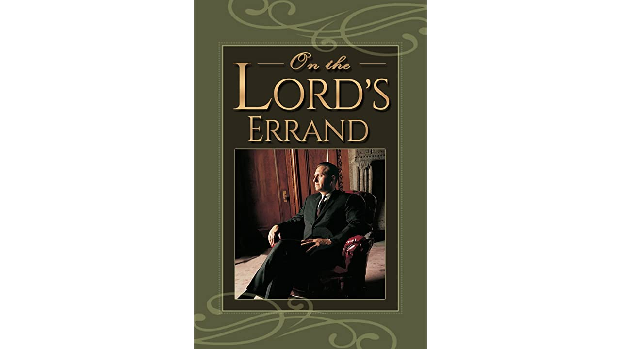 WatCH On the Lord's Errand: The Life of Thomas S. Monson Full Movies Online 4KHD-Putlockers