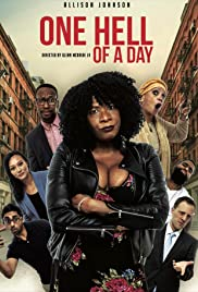 One Hell of a Day Poster