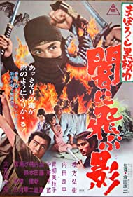 Maboroshi kurozukin - yami ni tobu kage (1967)