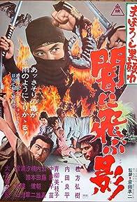 Primary photo for Maboroshi kurozukin - yami ni tobu kage