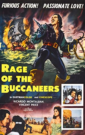 Where to stream Rage of the Buccaneers