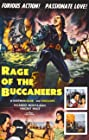 Rage of the Buccaneers (1961) Poster