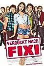 Ruby O. Fee, Lucas Reiber, Jascha Rust, and Lisa Tomaschewsky in Verrückt nach Fixi (2016)