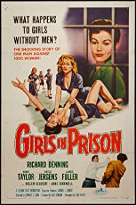 Adult movie trailer watch Girls in Prison [mts]