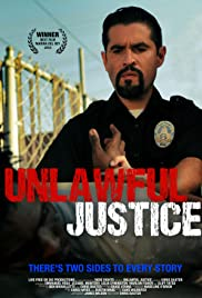 Unlawful Justice Poster