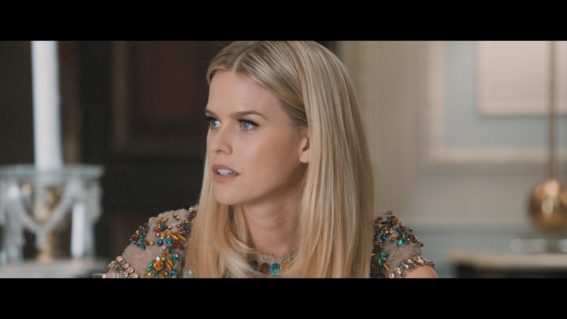 Alice Eve in The Con Is On (2018)