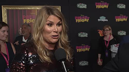 Sound Bites: Freaky Friday NYC Red Carpet Premiere