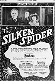 The Silken Spider Poster