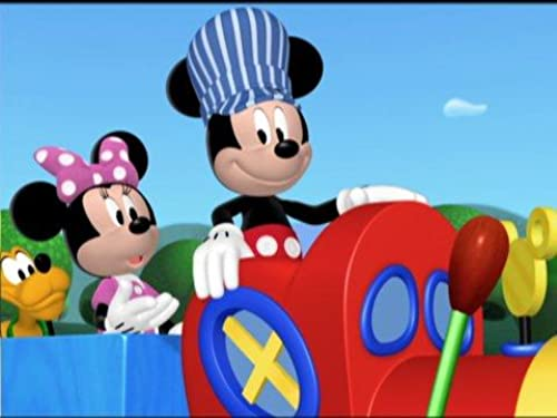 Mickey Mouse Clubhouse: Mickey's Choo Choo Express
