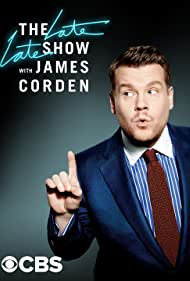 James Corden in The Late Late Show with James Corden (2015)