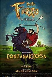 Martín Fierro, La Película Poster