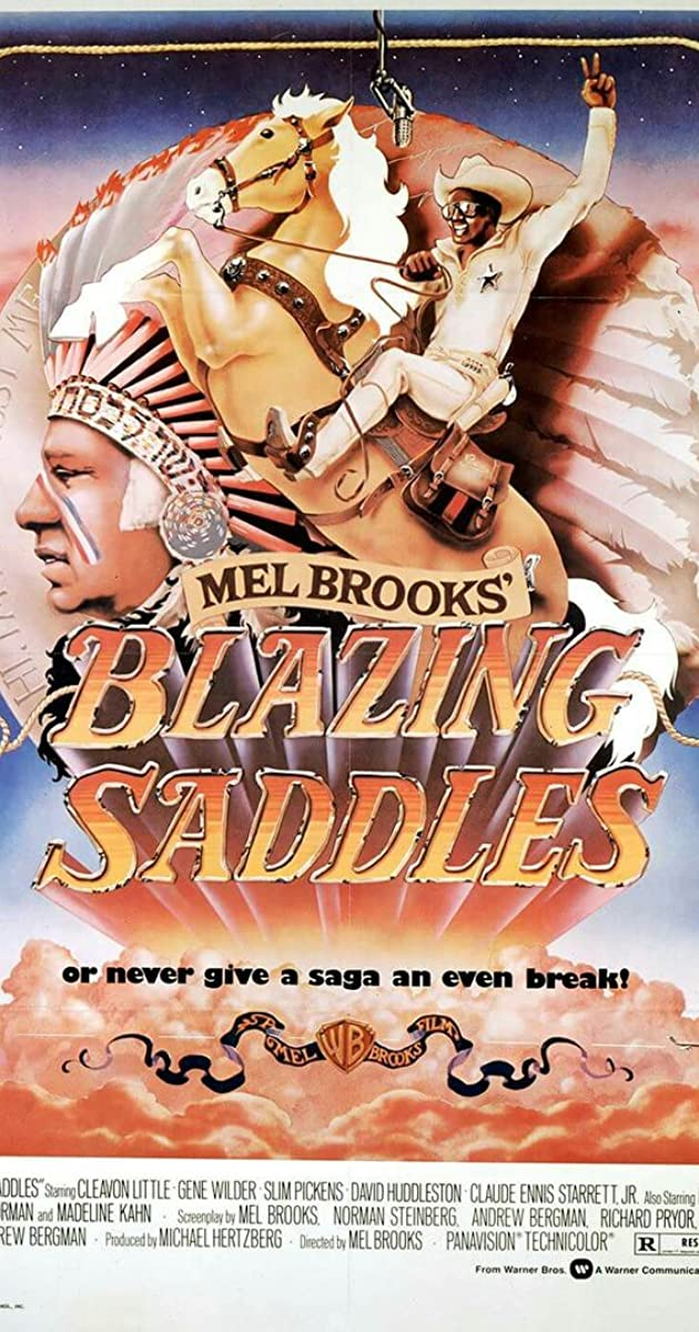 Blazing Saddles (1974) - Full Cast & Crew - IMDb