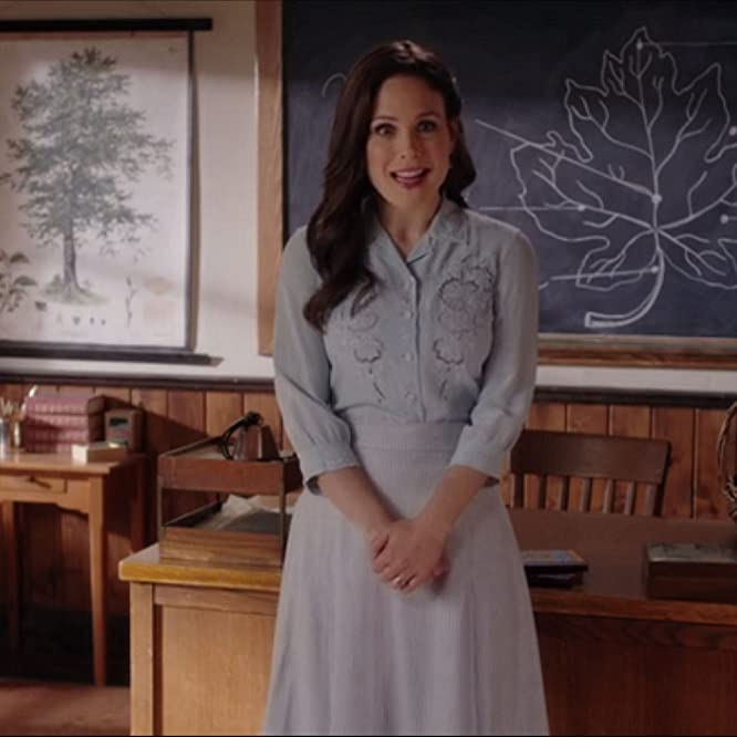 Erin Krakow in When Calls the Heart: Into the Woods (2020)