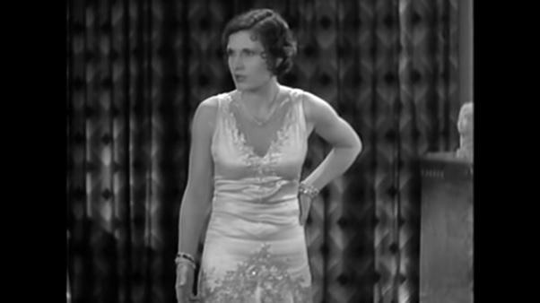 Evelyn Brent in Framed (1930)
