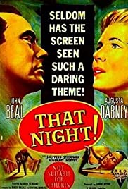 That Night! Poster