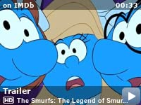 The Smurfs The Legend Of Smurfy Hollow Tv Short 2013 Imdb