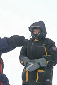 Teodora Hadjiyska, Josh Gates, and Mike Libecki in Siberia's Coldest Case (2019)