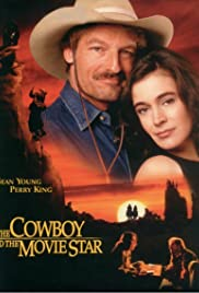 The Cowboy and the Movie Star Poster