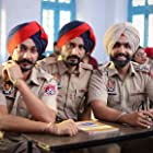 Amrit Amby, Ammy Virk, and Balwinder Bullet in Qismat 2 (2021)
