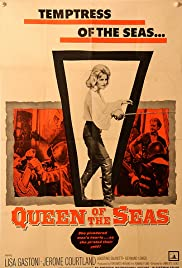 Queen of the Seas (1961) Poster - Movie Forum, Cast, Reviews
