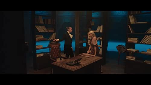 A radical animated retelling of the holiday classic that starts with a Victorian performance of the Charles Dickens tale before diving into the imagination of one of the children in the audience, taking the story to a darker fantasy realm.
