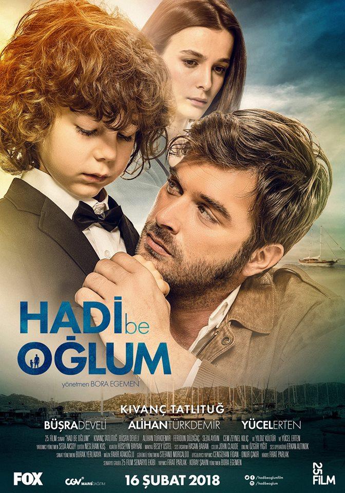 Hadi Be Oğlum(2018)   İzlenmesi Gereken En İyi 30 Türk Filmi