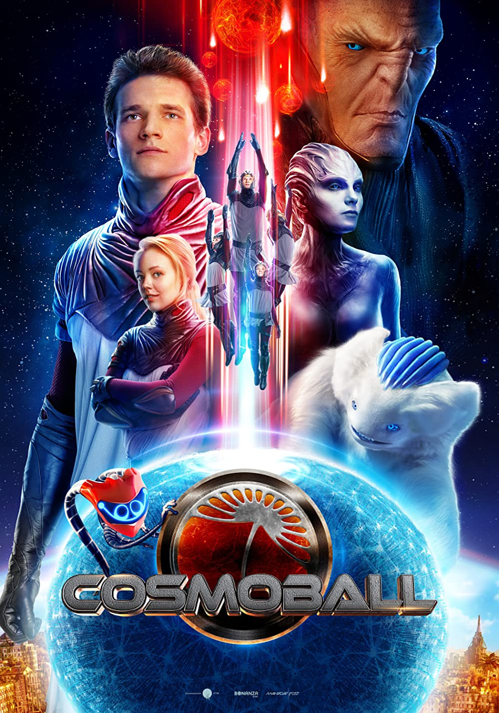 Cosmoball (2020) Subtitle indonesia