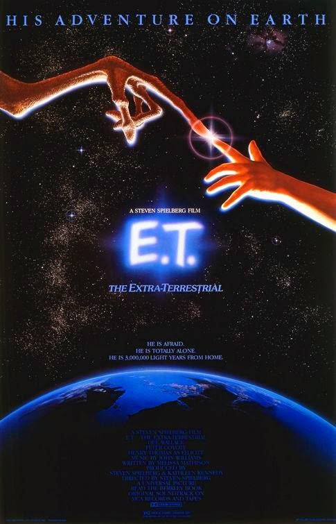 Best Film Poster - E.T. the Extra-Terrestrial
