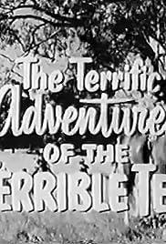 The Adventures of the Terrible Ten Poster