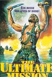 Ten Zan - Ultimate Mission Poster