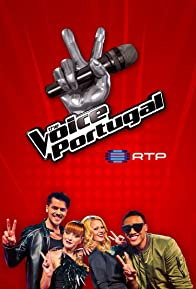 Primary photo for The Voice Portugal