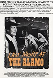Last Night at the Alamo Poster
