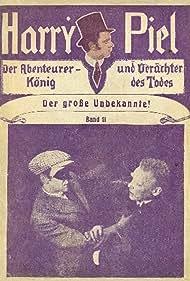 Harry Piel in Der große Unbekannte (1920)