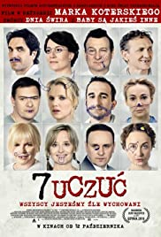 7 Emotions (2018) 7 uczuc 720p