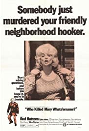 Who Killed Mary Whats'ername? Poster